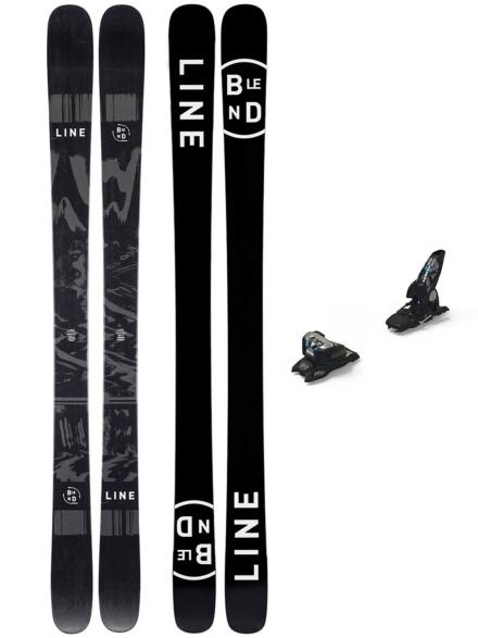 Line Blend 178 + Griffon 13 2020 patroon