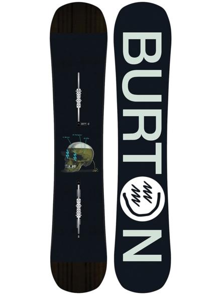 Burton Instigator 160W 2020 patroon