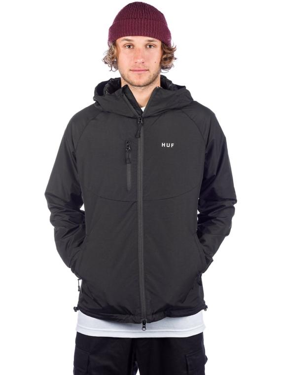 HUF Standard Shell 2 Ski jas zwart
