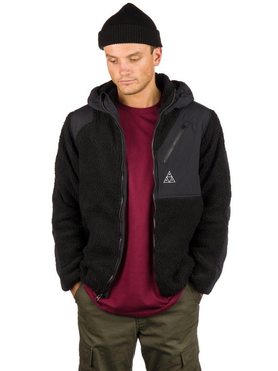 HUF Aurora Tech Ski jas zwart