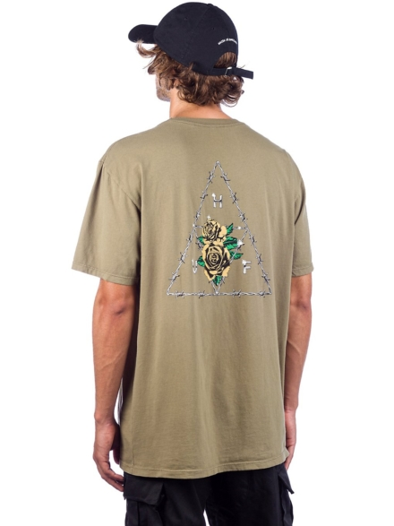 HUF Dystopia Tt T-Shirt groen