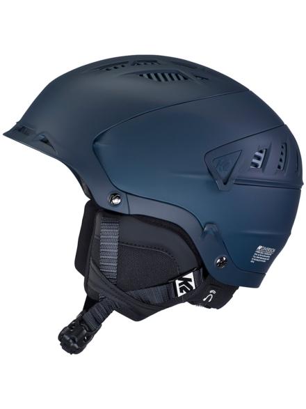 K2 Diversion Skihelm blauw