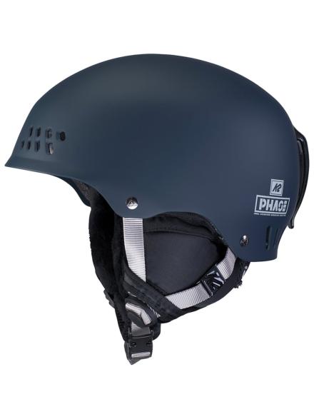 K2 Phase Pro Skihelm blauw