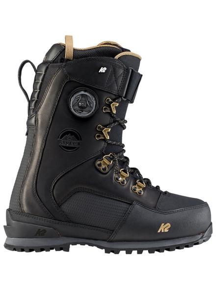 K2 Aspect Snowboard Boots 2021 zwart