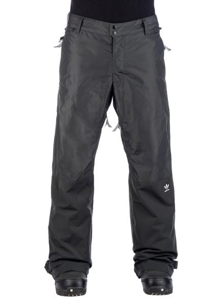 adidas Snowboard Riding broek grijs
