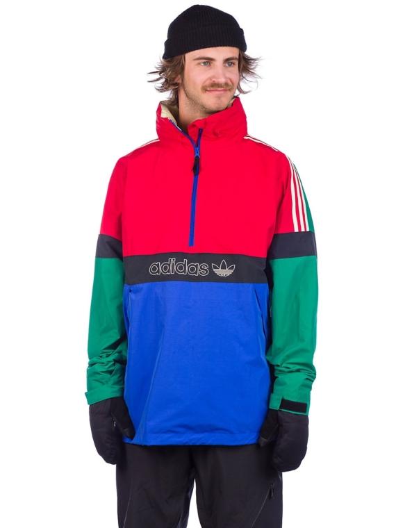 adidas Snowboard Bb Snowbreaker Anorak patroon
