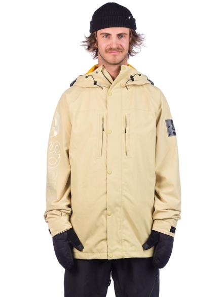 adidas Snowboard Utility Ski jas bruin
