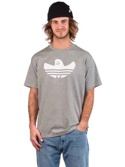 adidas Skateboarding Shmoo T-Shirt grijs