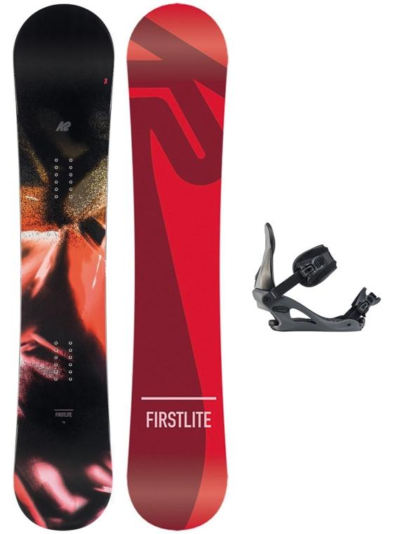 K2 First Lite 142 + Casette M 2020 patroon