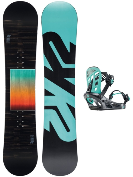 K2 Vandal 145W + Vandal M 2020 patroon