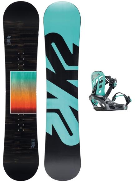 K2 Vandal 148W + Vandal M 2020 patroon