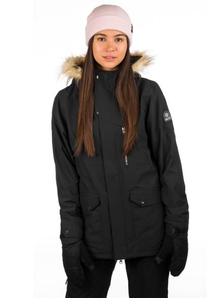 Nikita Hawthorne Ski jas zwart