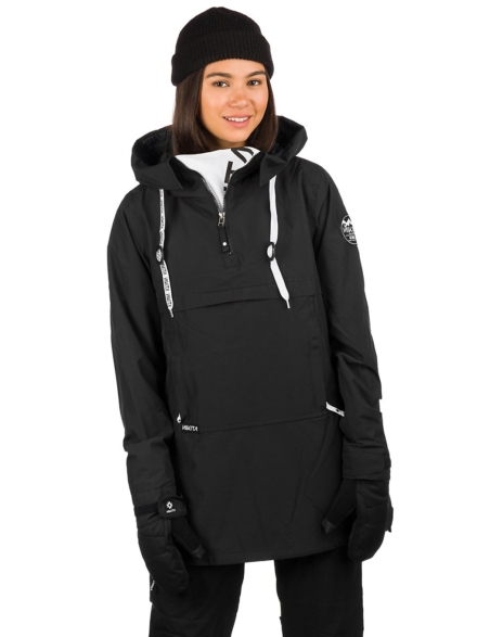 Nikita Hemlock Ski jas zwart
