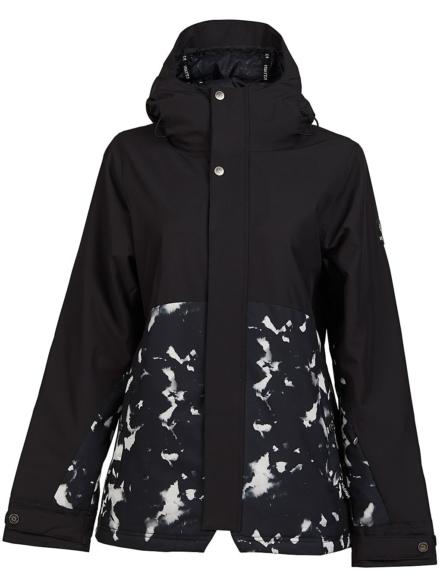 Nikita Sitka Ski jas zwart