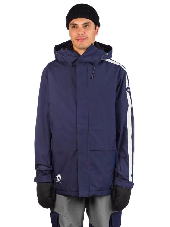 Sessions Scout Ski jas blauw