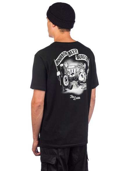 The Dudes Bbb T-Shirt zwart