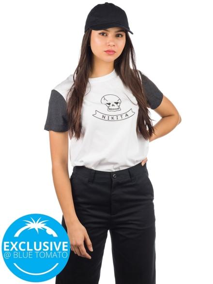 Nikita Bragg T-Shirt wit