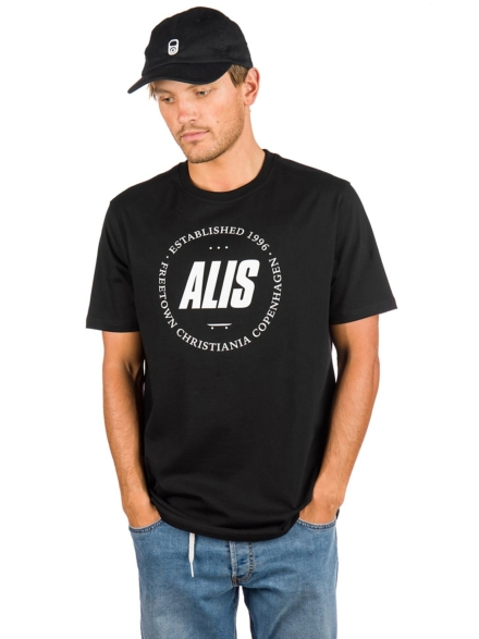 ALIS Freetown T-Shirt zwart