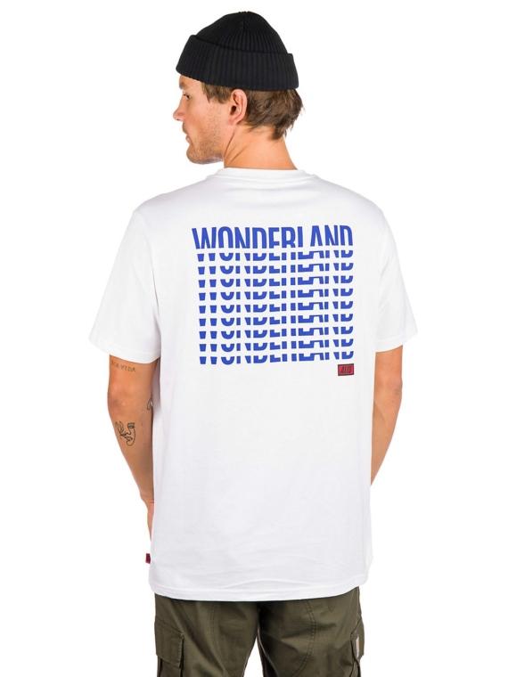 ALIS Wonderland T-Shirt wit