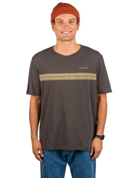Rhythm Yucatan T-Shirt grijs