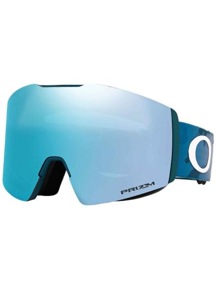 Oakley Fall Line XL Blue blauw