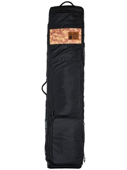 Rome Escort Snowboard tas zwart