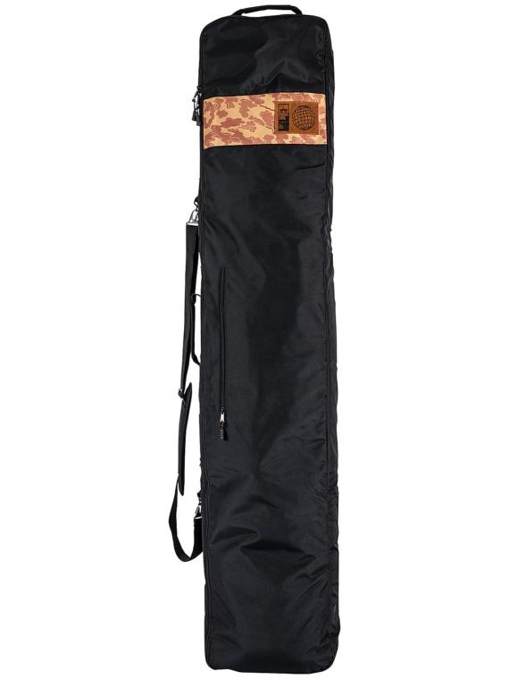 Rome Roadie Snowboard tas zwart