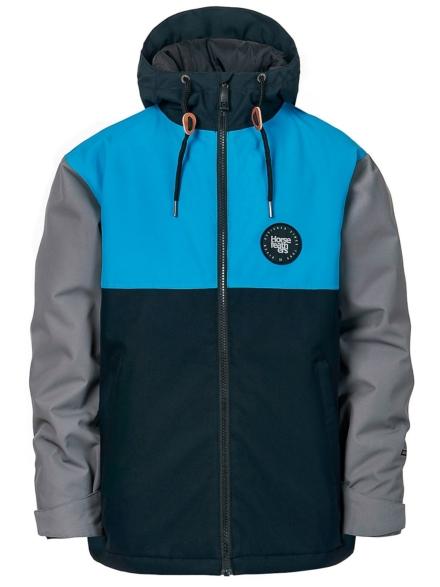 Horsefeathers Atoll Ski jas blauw