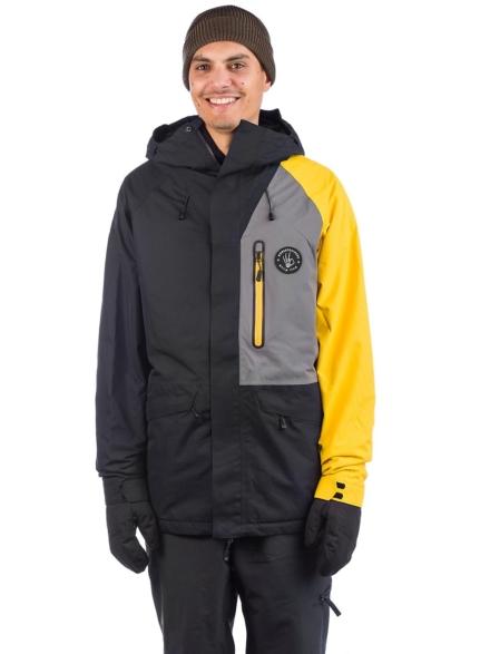Horsefeathers Keegan Atrip Ski jas zwart