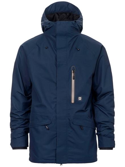 Horsefeathers Keegan Ski jas blauw
