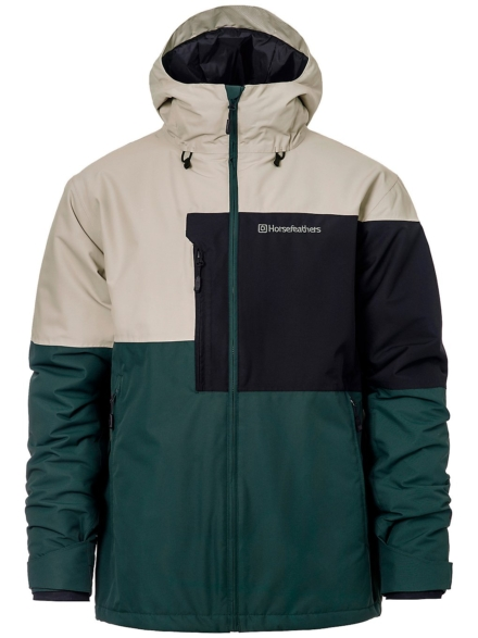 Horsefeathers Mallard Ski jas groen