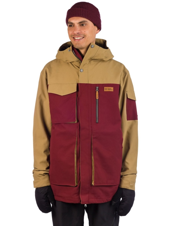 Horsefeathers Herald Ski jas wit