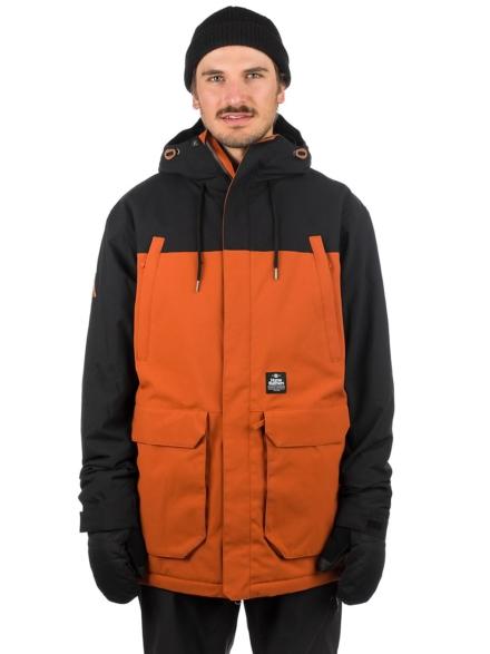 Horsefeathers Cordon Ski jas bruin