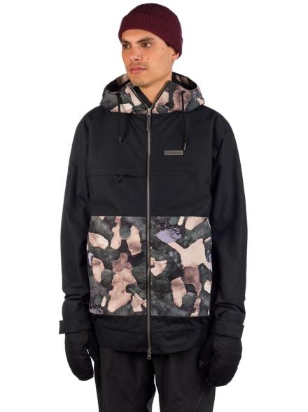 Horsefeathers Willis Ski jas camouflage