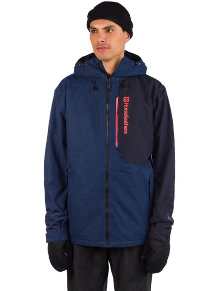 Horsefeathers Wright Ski jas blauw