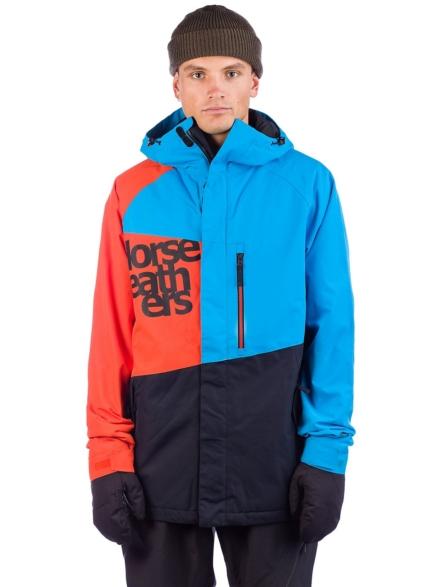 Horsefeathers Clapton Ski jas blauw