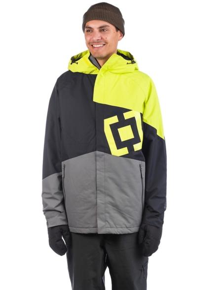 Horsefeathers Atoll Ski jas geel