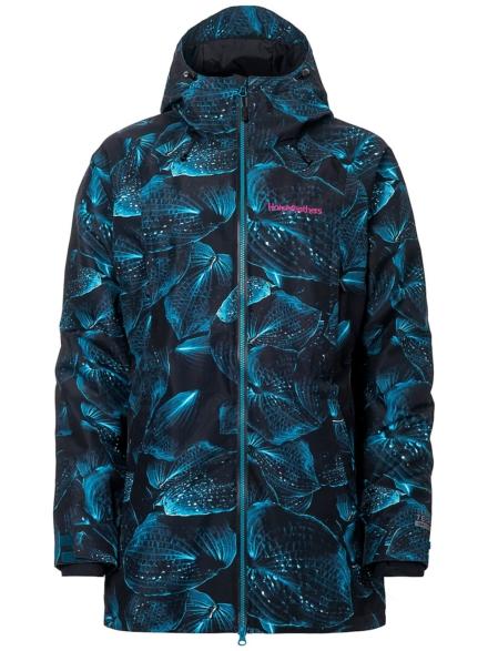 Horsefeathers Maika Ski jas blauw