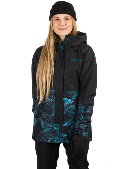 Horsefeathers Airi Ski jas blauw