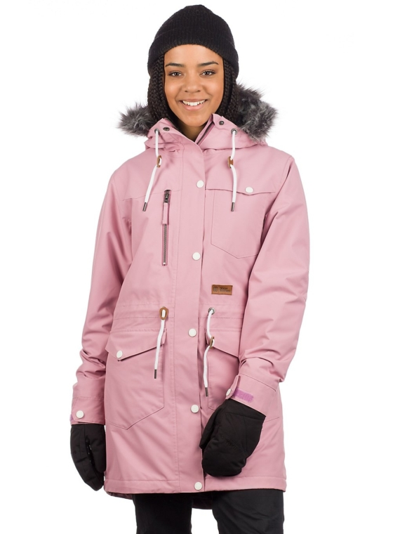 Horsefeathers Luann Ski jas roze