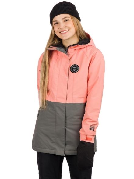 Horsefeathers Maili Ski jas oranje