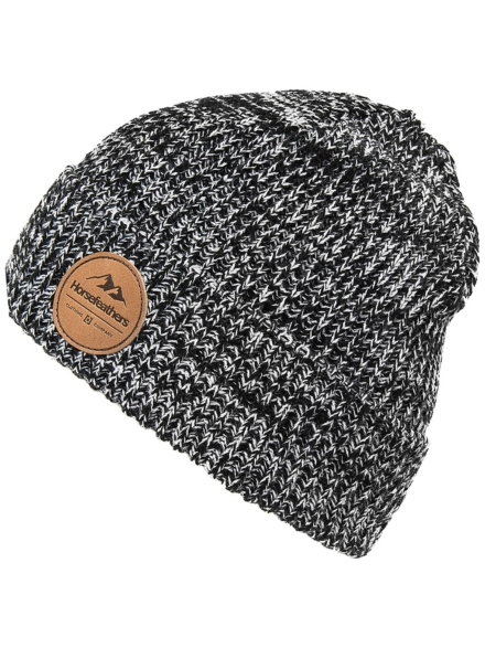 Horsefeathers Juno Beanie wit