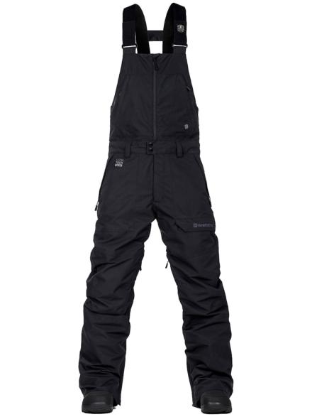 Horsefeathers Groover Bib broek zwart