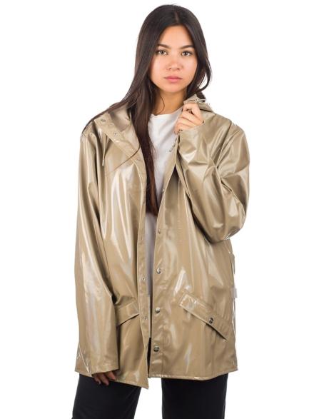 Rains Holographic Ski jas bruin