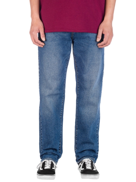 REELL Barfly Jeans blauw