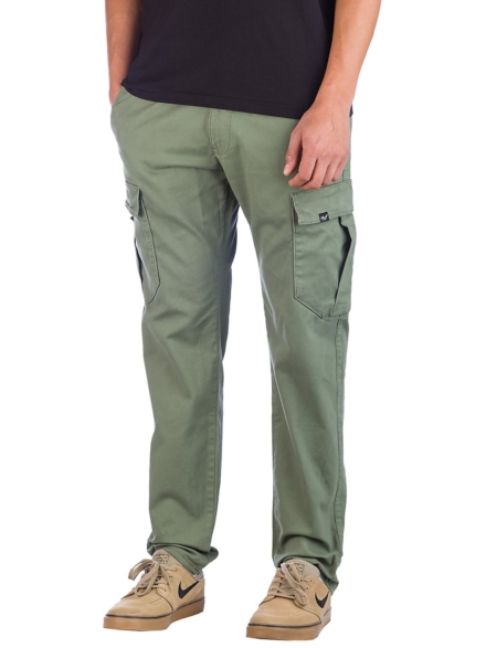 REELL Reflex Easy Cargo broek Normal groen