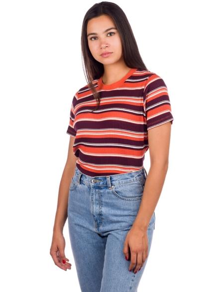 Iriedaily Emma Peel T-Shirt paars