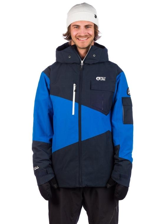 Picture Styler Ski jas blauw