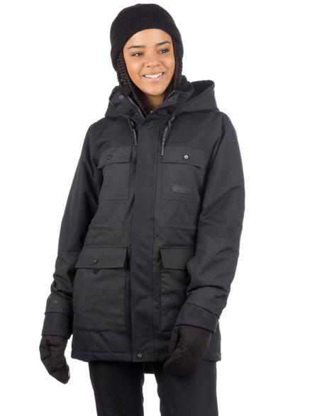 Rojo Ashton Ski jas zwart