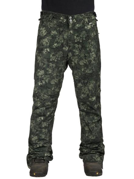 Rojo Jean broek camouflage